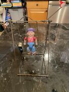 Buster Brown Rare Vintage Antique Celluloid Toy Japan