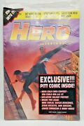 Hero Illustrated 6 Dec 1993 Amazing Fantasy 15 Spiderman Cover Factory Wrapped