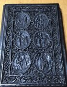 Papier Mache Binding Miracles Of Our Lord Henry Noel Humphreys Chromolithograph