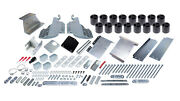 Performance Accessories For 04-09 Dodge Ram 2500 3in Body Lift Kit