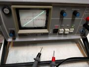 Huntron Tracker 1000 With Power Cable And New Test Leads