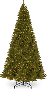 National Tree Company Pre-lit Artificial Christmas Tree | Includes Pre-strung Wh