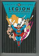 Legion Of Superheroes Dc Archive Editions Volume 12 Hc Hardcover Oop New Sealed