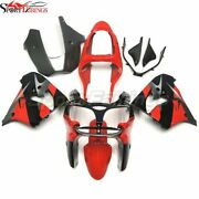 Abs Plastic Fairing Kit For Kawasaki Zx 9r 2000 2001 Injection Body Cover+bolts