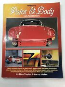 Paint And Body Repair Handbook By Don Taylor And Larry Hofer 1984 Printing