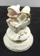 Lenox Treasures Collection Dopey Snow White And The 7 Dwarfs Ring Box