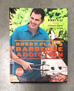 New Bobby Flay's Barbecue Addiction Cookbook Food Network Chef Hardcover Grill