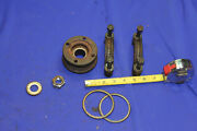 Mg Mgb 68-80 Differential Parts Flange Carrier Caps