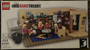 The Big Bang Theory Lego Set - Model 21302 - Complete - Used
