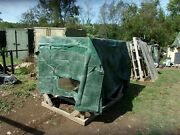 Military Surplus Cover Vehicle M1008 Cucv About 5 X 7 Bed Rare In Surplus- Army