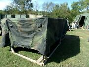 Military Surplus Camo Truck Cover 8 X13.5 X 3 5 Ton -not Mtv Series,m923 Army