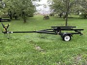19andrsquo Boat Trailer No Title Good Working Order