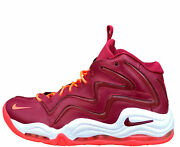 Nike Air Pippen Noble Red / White / Atomic Red Size 11.5