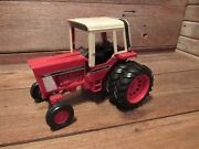 Vintage International Harvester Model 1586 Duals Toy Tractor 1/16 Scale - Parts
