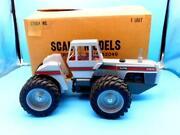 Scale Models White 4-270 Field Boss 4wd Tractor Collectible Toy W/box