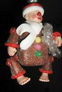 Mary Lisa Chestnut Sugar And Spice Dept 56 Candy Elf Ornament