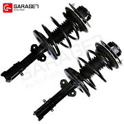 Pair Front Strut And Coil Spring Assembly For 2001 - 2007 Dodge Grand Caravan