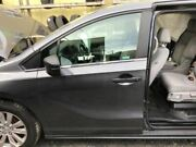 Driver Left Front Door Without Acoustic Glass Fits 18-19 Odyssey Grey 3237208