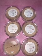 6 Sheer Cover Mineral Foundation 4g Almond Rare -discontinued Authentic