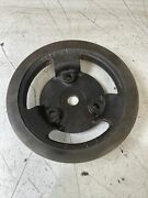 Ford Power Steering Pump Crank Pulley For Y Block