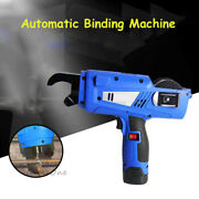 Automatic Electric Cordless Reinforcing Bar Rebar Tier Tying Machine Power Tools