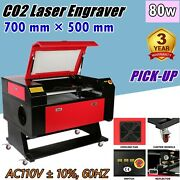 Pick-up 28 Andtimes 20 80w Co2 Laser Engraving Cutter Machine Wood And Glass Engraver