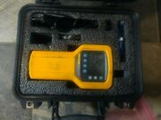 Fluke 983 Particle Counter Air Quality Meter Hvac Iaq Kit Hard Case Fully Tested