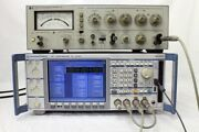 Normal Working Works Hp 339a Strain Factor Meter X-14