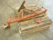 1954 Allis Chalmers Wd45 Tractor Wide Front End Assembly