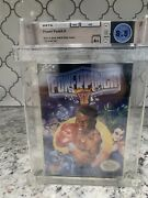 Nes Sealed Power Punch 2 A+ Wata 8.5 Not Nes Vga Not Mike Tyson Punch Out Nes
