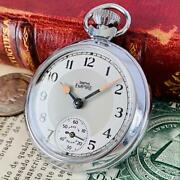 Luxury Pocket Watches Smith Silvery 52mm Mens Women 's Oh Already