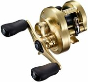Shimano Double Axis Reel 21 Calcutta Conquest Various Bass Fishing Round Reels