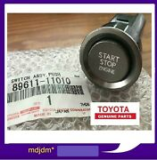 Oem Engine Start Stop Push Button Ignition Switch Toyota Es350 Lc500 Rx350