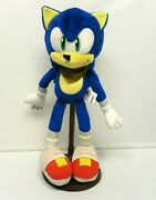 Sonic The Hedgehog Sonic Boom 14 Plush Talking Light Up Toy Doll Tomy 2014