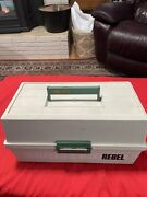 Rebel 600 Tackle Box Only No Extras Very Nice