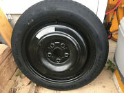 2005-2010 Honda Odyssey Spare Tire Compact Donut Oem T135/80d17