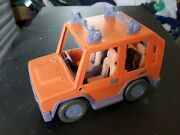 Bluey Heeler Jeep 4wd Family Vehicle Car By Moose Toys Replacement Car