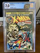 X-men 94 Cgc 7.0 White Pages - Custom Label - New Xmen Begins - Priced To Sell