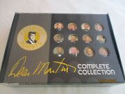 Dean Martin Complete Collection. New/opened Box. 2013. Dvds Stilled Sealed. Nbc