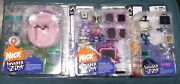 Invader Zim Gir And Zim + Dib Figure Bundle Hot Topic Exclusive Palisades New
