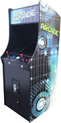 Creative Arcades Full Size Stand-up Commercial Grade Arcade Machine | 2 Player |