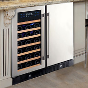Nand039finity Pro Hdx By Wine Enthusiast Wine And Beverage Center Andndash Holds 90 Cans And 35