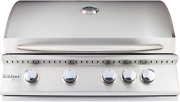 Summerset Sizzler 32-inch 4-burner Built-in Propane Gas Grill With Rear Infrared