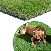 Warmshe Ws Artificial Grass Turf 13ftx81ft138inch 4 Tone Synthetic Artificial