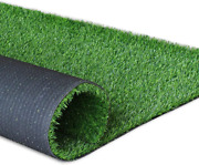 Fas Home Artificial Grass Turf 0.7 Custom Sizes -10ftx64ft Indoor/outdoor Rug