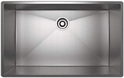 Rohl Rss3018sb 30-inch Kitchen Sink With Tangent Edge Brushed