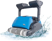 Dolphin Oasis Z5i Wifi Operated Robotic Pool [vacuum} Cleaner - Ideal For In Gro