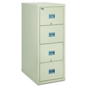 Fireking Patriot 4p2131-cpa One-hour Fireproof Vertical Filing Cabinet 4 Drawer