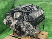 🔥 2008-2010 Bmw 550 650 4.8l N62 Awd Engine Motor Assembly 🔥low 68k Miles 🔥