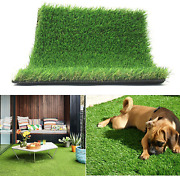 Realistic Thick Artificial Grass Turf Lawn -indoor Outdoor Garden Lawn Landscape